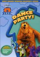 Bear in the Big Blue House: Dance Party DVD NEW