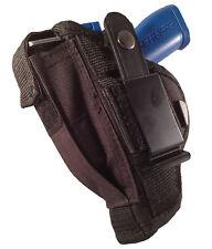 Gun Holster Fits Taurus PT-111 use left or right handed Black Nylon OWB holster