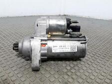 2013 Skoda Rapid 2012 To 2017 1.2 Petrol CBZB Starter Motor 02T911024N