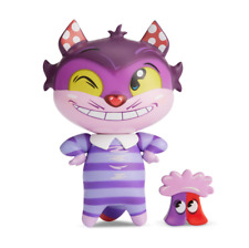 "Miss Mindy Disney Cheshire Cat Vinyl Figurine 7"" Alice in Wonderland"