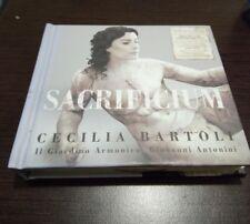 CECILIA BARTOLI SACRIFICIUM DELUXE 2 CD