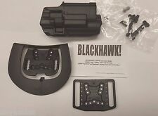 Blackhawk Serpa Light Bearing Right Hand Holster - Glock 17 22 31 - 414500BK-R