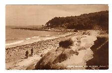 Helens Bay - Co Down Real Photo Postcard 1952 / Bangor