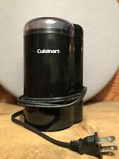 CUISINART Black COFFEE GRINDER