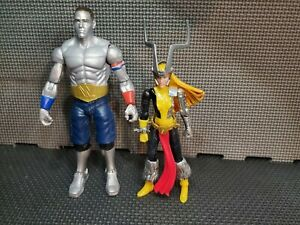 Magik & Cena Colossus Figure Lot X-Men Week Pre Marvel Legends