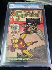 Tales Of Suspense #49 • 1st X-Men Crossover • 1964 Marvel Comics •Cgc 3.0