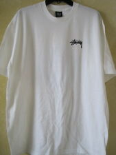 Vintage 90s Stussy Surf Skater chimp biker Skateboard Street Hip Hop T-Shirt Xl