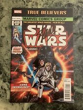 Star Wars 1 First Issue Signed By Stan Lee Marvel Mandalorian