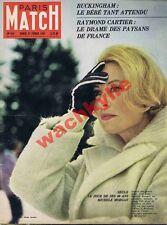 Paris Match 568 27/02/1960 Michèle Morgan prince Andrew Camargue Anastasia tsar