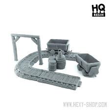 Crystal Mine Basing Kit 2- HQ Resin