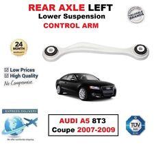 ASSE post. SX sospensione inferiore braccio di controllo per AUDI A5 8T3