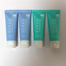 LOT OF 4 CLEAN FRESH LAUNDRY/ WARM COTTON SOFT BODY LOTION TUBES - 1 OZ EACH