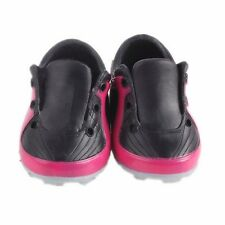 """Black and Pink Sneaker that Fits American Girl Dolls and Other 18"""" Dolls"""