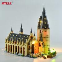 Led Light Up Kit For LEGO 75954 Harry Potter Hogwarts Great Hall Light Set