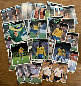 Orbis World Cup Italia 90 Football Stickers (unused) - Pick Your Own