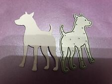FIRST EDITION DOG CUTTING & EMBOSSING DIE NEW LOWER PRICE!!!