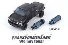 Ironhide 100% Complete Voyager Movie Transformers