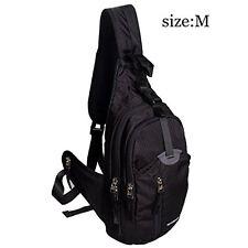 WASING Military Sport Pack Shoulder Sling Backpack Men / Women Chest Gym Bag