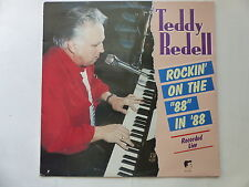 TEDDY REDELL Rockin on the 88 in 88 WLP 8933
