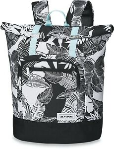 Dakine Womens Backpack - Milly 24L - Hibiscus Palm - RRP £50 - School, Day Bag