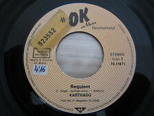Single /  Karthago   – Requiem   / RAR /  AUT   PRESS /