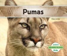 Grandes Felinos: Pumas by Claire Archer (2014, Hardcover)