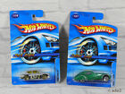 Lot of 2  HOT WHEELS Cars #179 Ford Anglia & #157 Talbot Lago, New in Packages