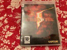 Resident Evil 5 - Jeu PS3 Complet