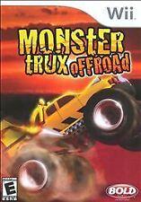 Nintendo Wii : Monster Trux Offroad VideoGames