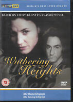WUTHERING HEIGHTS DVD (2005) Robert Cavanah sealed