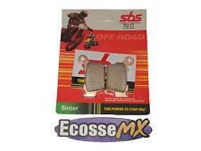 KTM EXCF250 EXCF350 EXCF450 EXCF525 2003-2017 Pastillas de Freno Trasero SBS 791