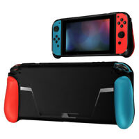 Ergonomic Grip Protective Case for NINTENDO SWITCH Tempered Film Gift