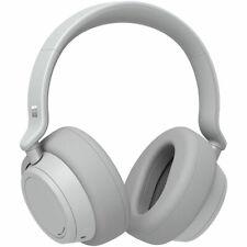 Microsoft ruido de superficie Auriculares Sobre las Orejas que Anulan el - (Gris Claro)