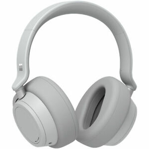 Microsoft Surface Noise-Cancelling Over-Ear Headphones (Light Gray)