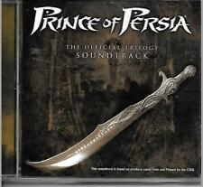 Prince of Persia Official Trilogy soundtrack CD