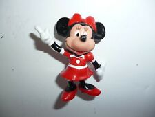 Disney  Mickey and Friends Character  Figure  -  Minnie Mouse in Christmas oufit