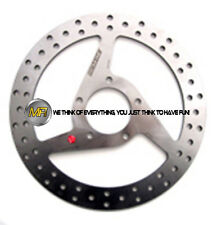 FOR APRILIA SCARABEO 150 2001 01 FRONT BRAKE DISC ROUND BRAKING