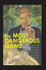 The Most Dangerous Game and Other Stories of Menace and Adventure (2013,...