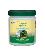 1LB Jar of Soil Moist Transplant Mycorrhiza Tree and Shrub Formula - Treats 1-4