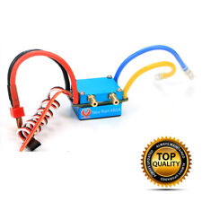 Electronic Speed Controller For RC Car Waterproof Brushed ESC 320A UK