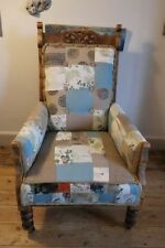 Handmade High Back Chair Armchairs