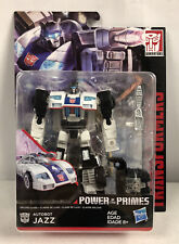 Transformers Generations Power of the Primes Autobot Jazz New In Damaged Box