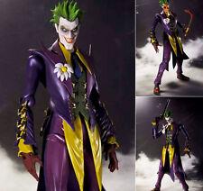 "BATMAN/ THE JOKER 16 CM- BATMAN INJUSTICE 6,3"" IN BOX SH. FIGUARTS BANDAI"