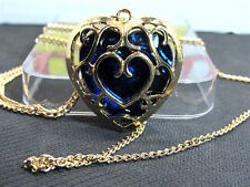 The Legend of Zelda - Red or Blue Heart Container - Collectible Chain Necklace