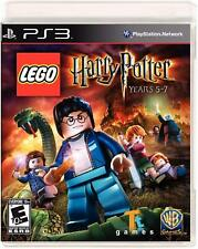 LEGO Harry Potter: Years 5-7 PS3.  Brand New.  Sealed.