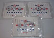 1997 CHASE YANKEE STADIUM SGA GIVEAWAY PINS THIRD COMMEMORATIVE COLLECTOR'S SET