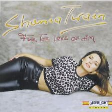 SHANIA TWAIN - FOR THE LOVE OF HIM - CD