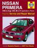 Nissan Primera Petrol 1990-1999 Haynes Manual Workshop Service Repair Manual