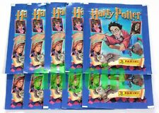 HARRY POTTER CLASSIC FIGURINE ALBUM STICKERS 10 Bustine PANINI 2001