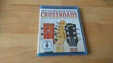 Crossroads 2013 - Eric Clapton Guitar Festival - Bluray Disc Film